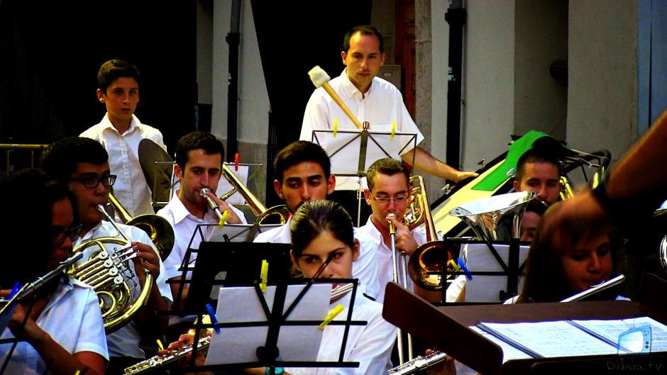 Banda Jove de l'AMSC - Cavalló (Iñaki Lecumberri)