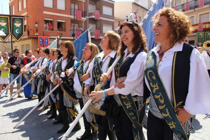 Desperta'm el 5 de setembre: Crònica de les festes de Moros i Cristians 2014 a Castalla