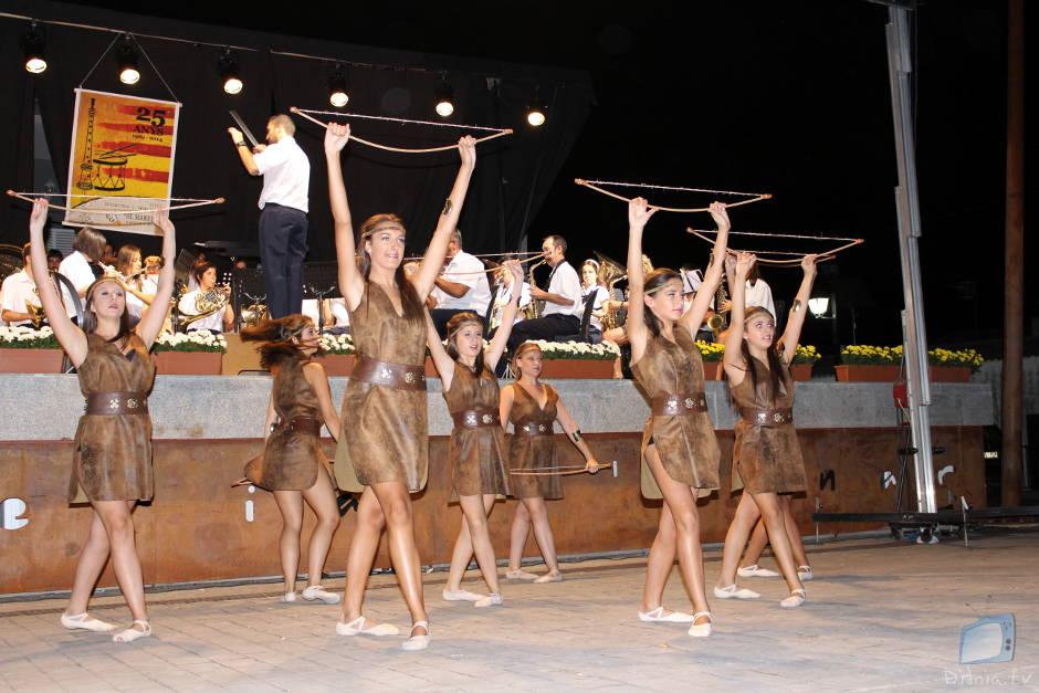 Ballarines de l'Alqueria en Archeus