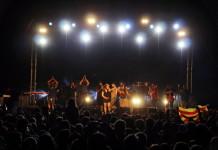 El Castalla Rock Festival encén el velòdrom municipal amb més de 2.000 assistents