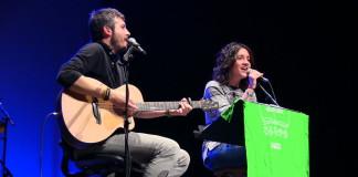 Andreu Valor i Berta Iñíguez - Que tinguem sort (en viu al Festival Diània)