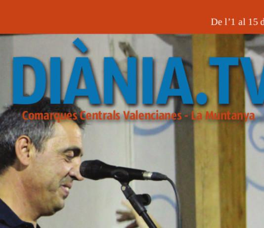 La revista de DIÀNIA.TV – número 3 – de l'1 al 15 d'octubre de 2014