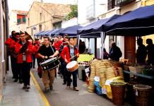 FestaFira del perelló a la Vall d'Ebo, 22 de novembre de 2014