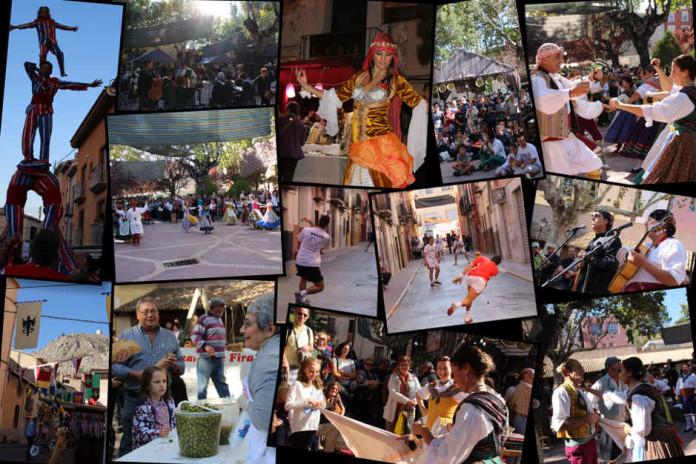 Un dia a la Fira de Tots Sants de Cocentaina (en clau valenciana)