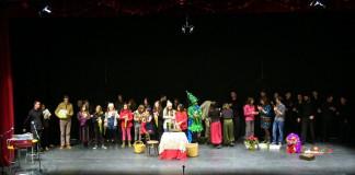 El Sogall i l'Espai Jove desitgen un 'Dolç Nadal' a l'Auditori de Castalla