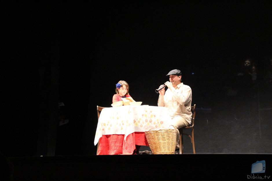 Clara i El Tio Mario