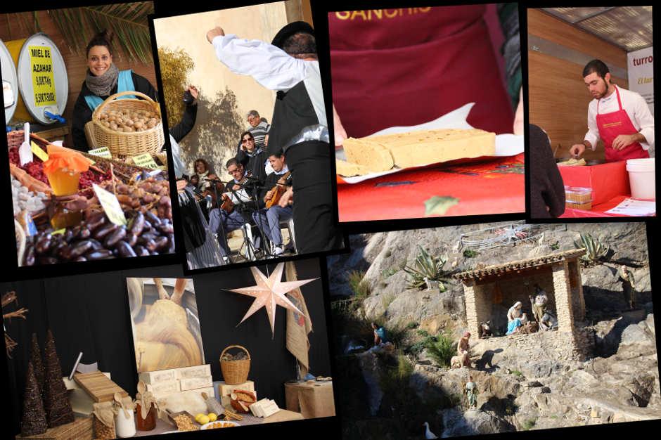 El nadal comença amb la VI Fira de Nadal de Xixona