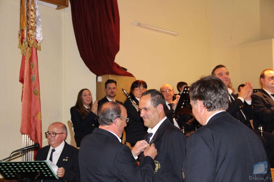 El majoral de la festa dels músics, Jesús Martí Tudela