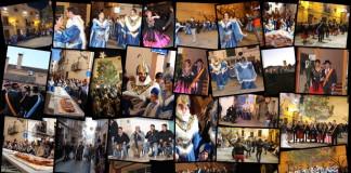 Danses dels Regnats Moro i Cristià a Tibi 2015