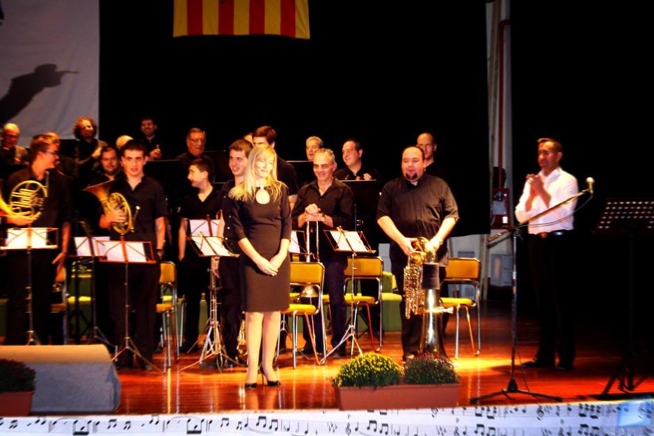 La Xafigà amb La Unió Musical de Muro i Natalija Karklelyte - Bekirent Fanfàrria
