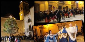 Resum Danses dels Regnats Moro i Cristià a Tibi 2015