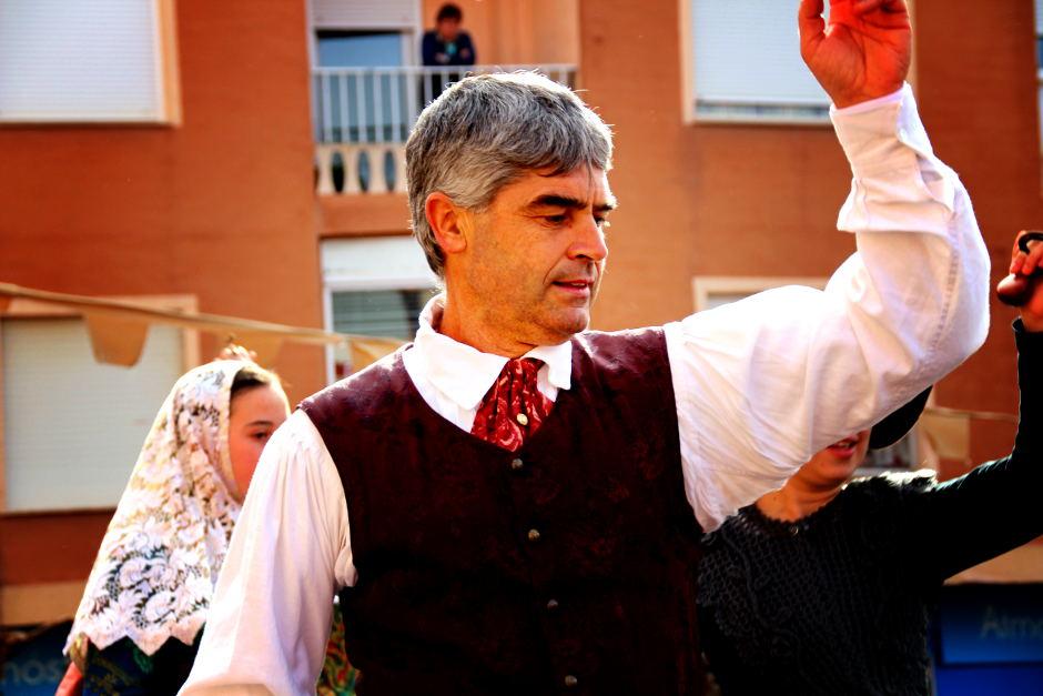 Aires des Barranc d'Algendar de Ferreries - Sant Antoni i el Dimoni