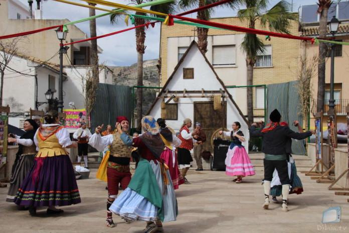 El Grup de Danses Baladre de Muro a Rôtova