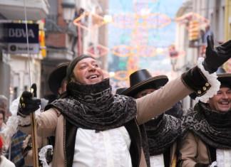 Els Moros i Cristians de Bocairent enceten la temporada festera a les Comarques Centrals Valencianes