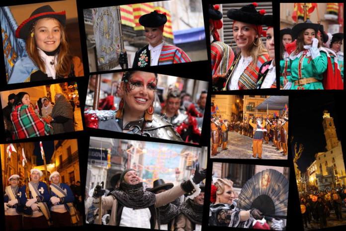 Festes Moros i Cristians a Bocairent 2015