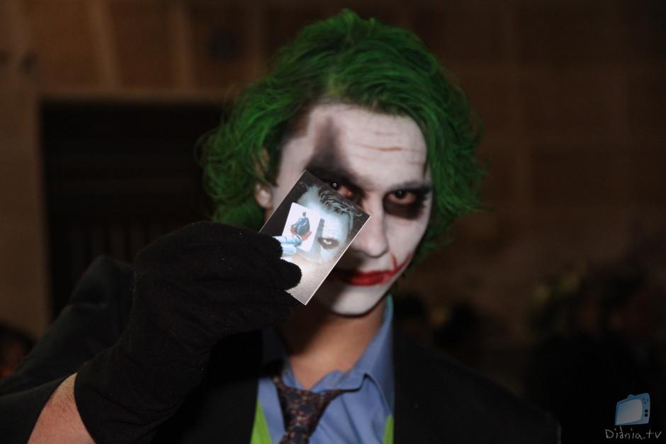El Joker als Carnestoltes de Muro 2015