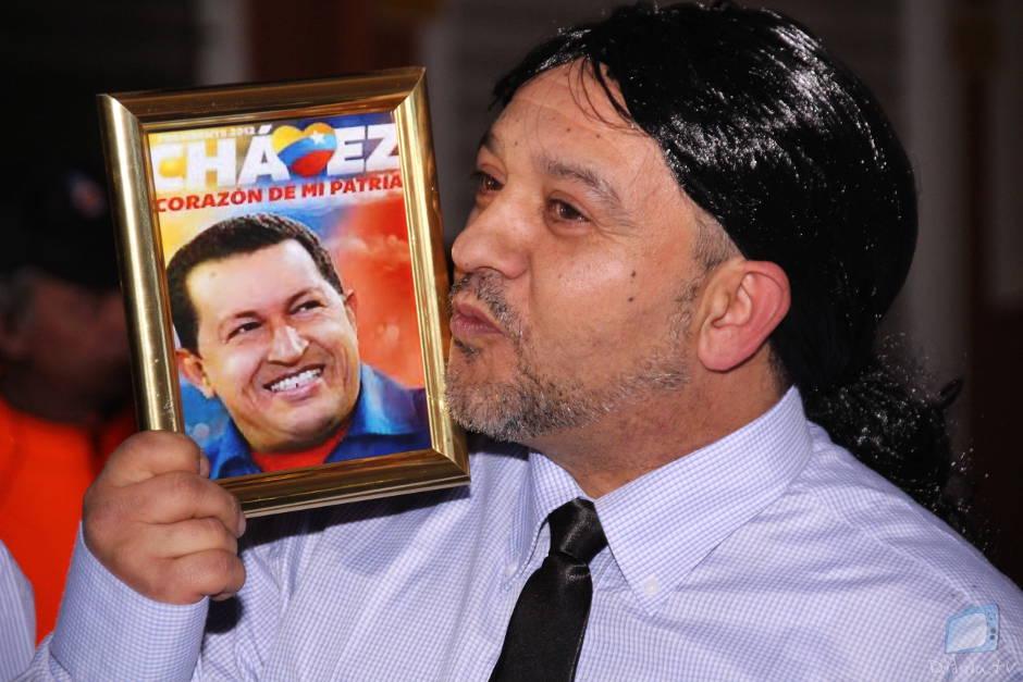 Pablo Iglesias no podia faltar al Carnestoltes de Muro