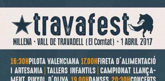 El Travafest torna a Millena per celebrar l'inici de la primavera