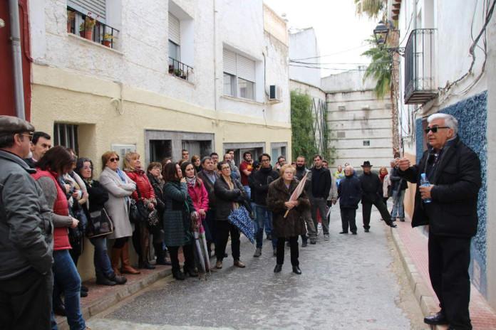 Daniel Climent enllaça natura i cultura a la jornada 'Botànica Festiva' de Benilloba