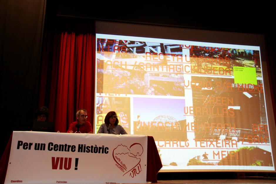 Divendres escoltarem dues xerrades a càrrec de Fernando Díaz i Ana Méndez