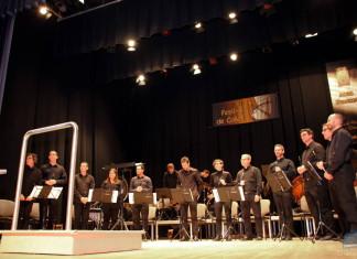 Ensemble de dolçaina i percussió ciutat de València - Medievalitats (Pau de Luis Alba)