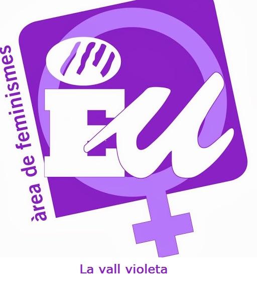 Esquerra Unida  - àrea de feminisme - La Vall Violeta