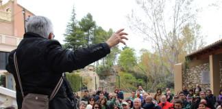 Daniel Climent Penaguila Ruta Valor Plantes Magia Rondalles