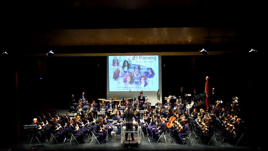 Agrupació Musical Santa Cecília – El Passeig (Lusa Monllor)
