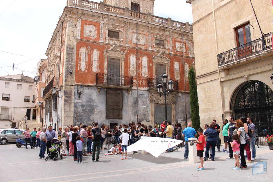 Moreres Castalla Republica Argentina Obres Paralització 2