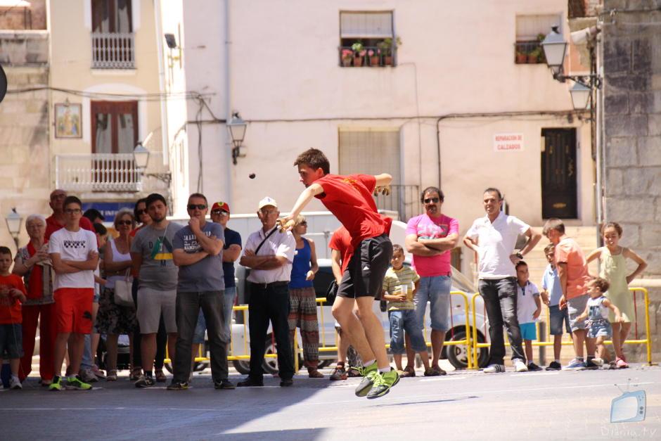 3 Raspall Castalla Carrer Major Club Pilota Valenciana Nou Trinquet