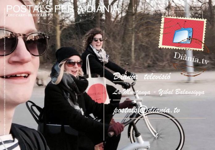 Postals per a Diània, Amsterdam, Holanda, Cocentaina Comtat