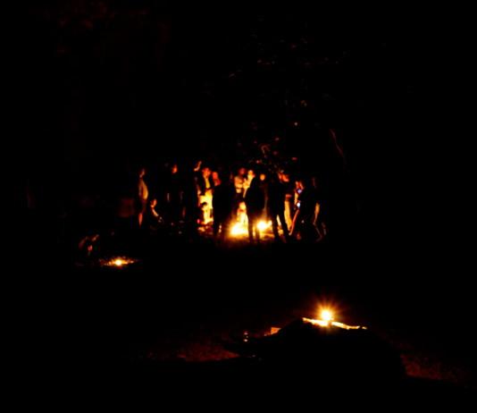 Toll Encantada Ruta Nocturna Solstici Estiu Barranc de l'Encantà El Castellot Casa Rural