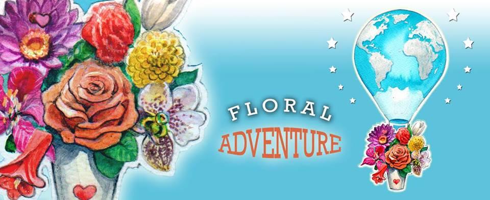 El castellut Antonio Vicent inicia la volta al món en clau floral