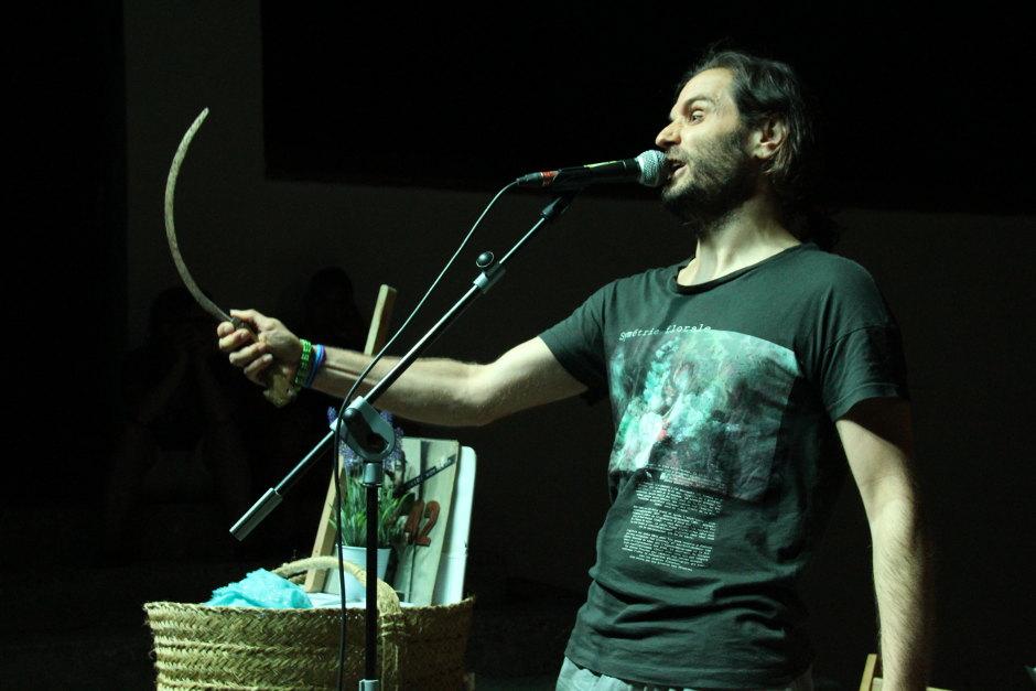 Alfons Olmo Verdcel Ovidi Montllor Beniarres Setmana Cultural