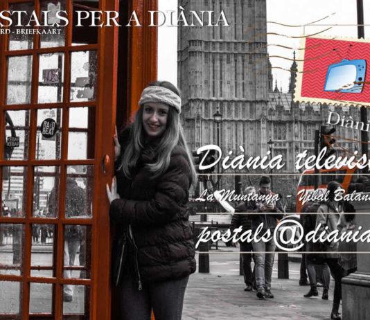 Postals per a Diània, Patricia Sanchis: 'Tot filòleg hauria de conéixer la cultura britànica de primera mà'