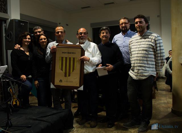 'Un riu de gent pel valencià' desborda la presentació de la Trobada a Montaverner