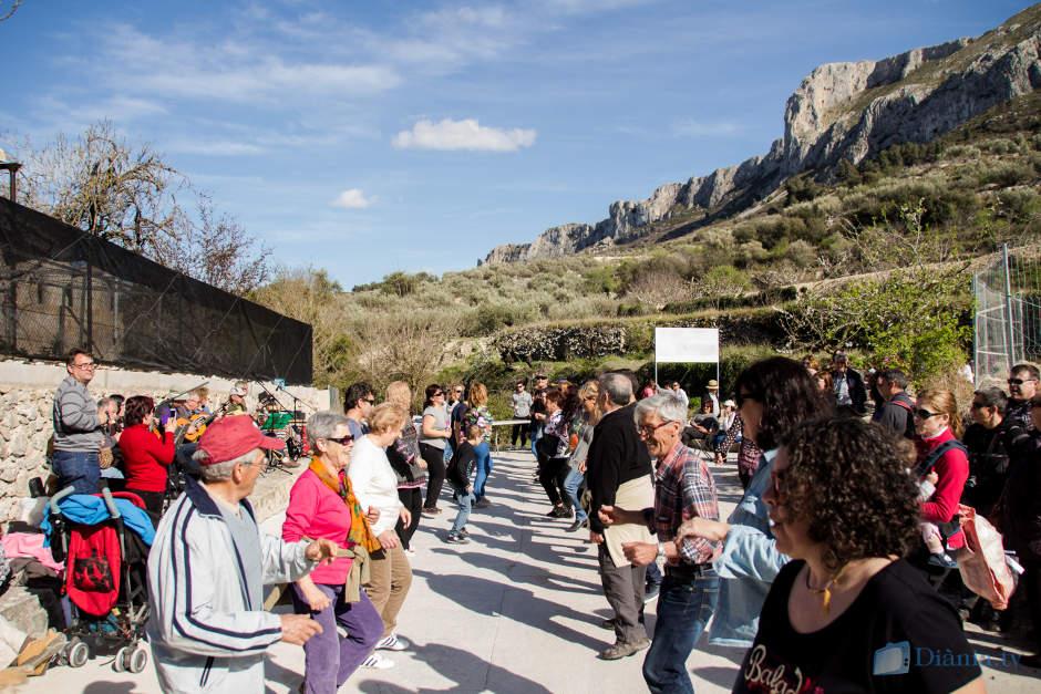 3 Llombaiada Vall de Gallinera Pasqua 2016