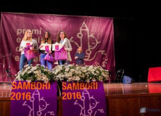 La Coordinadora pel Valencià de l'Alcoià-Comtat lliura els Premis literaris Sambori