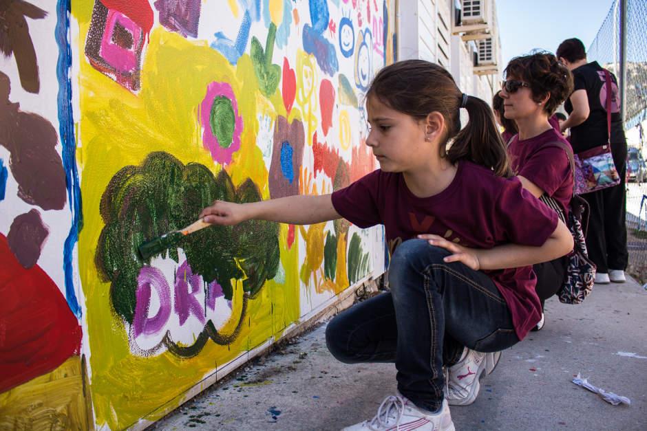 La Trobada a Muro aplega 10.000 persones per l'ensenyament en valencià a l'Alcoià-Comtat