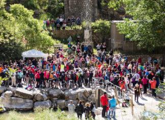 L'Alcoià-Comtat i la Safor homenatgen Paco Muñoz en la XIII Ruta pel Barranc de l'Infern