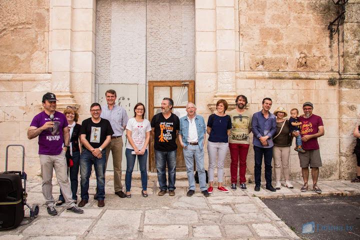Més de 300 persones homenatgen Enric Valor a la III Trobada de Contacontes en Penàguila