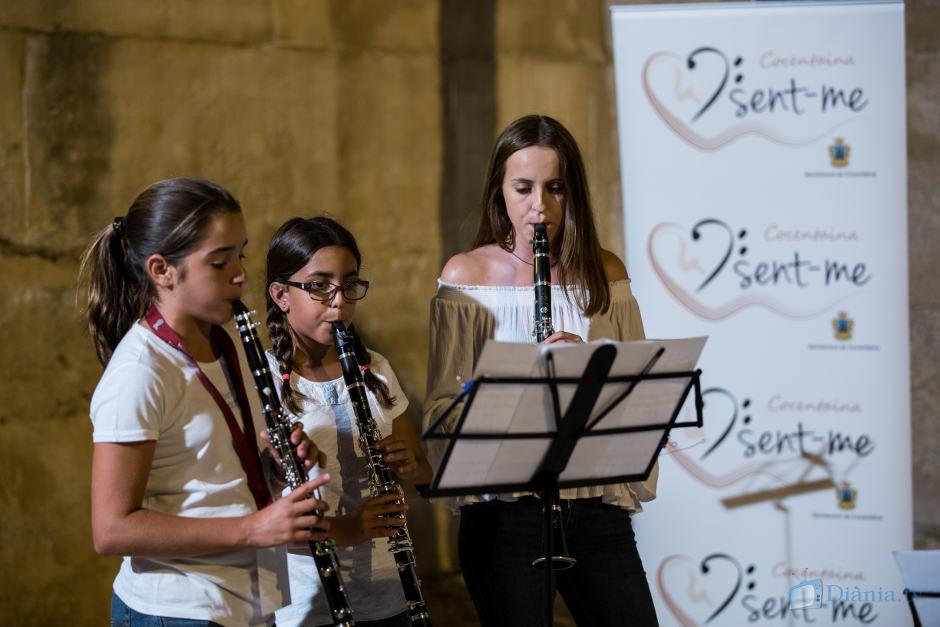 'SENT-ME', una setmana de música i germanor a Cocentaina