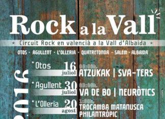 El circuit de 'Rock a la Vall' s'inicia a Otos amb la música d' Atzukak i Sva-Ters