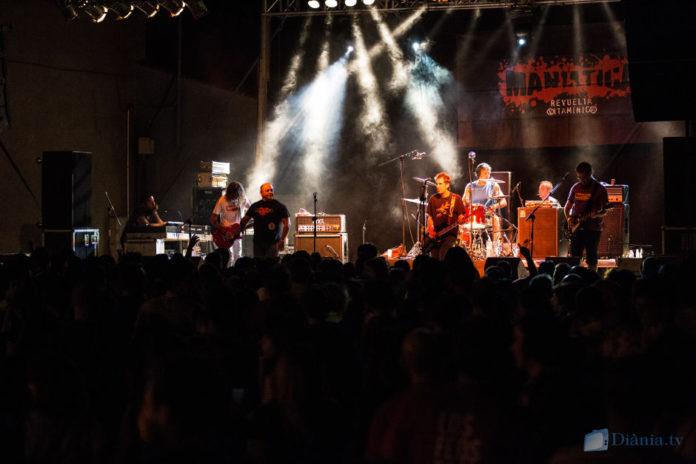 El Beneixama Rock clou la novena edició amb sons de reivindicació social
