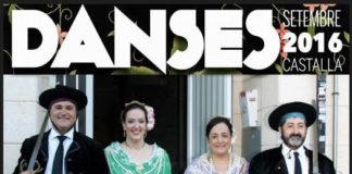 Castalla balla al ritme de les danses tradicionals del 23 al 25 de setembre