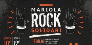El Mariola Rock Solidari serà l'escenari del millor punk-rock a Banyeres de Mariola