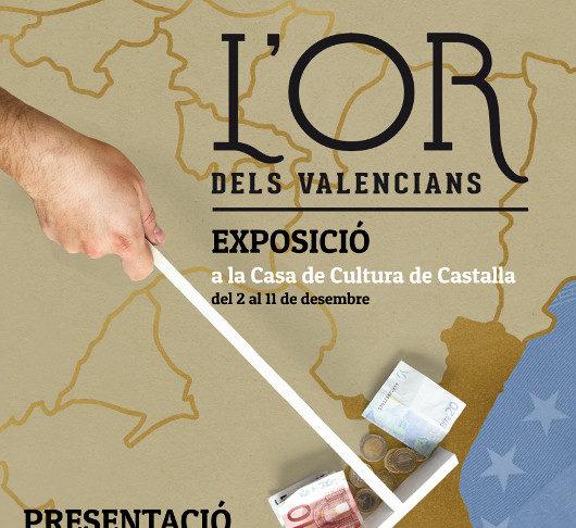 'L'Or dels valencians' es presenta a Castalla el 2 de desembre