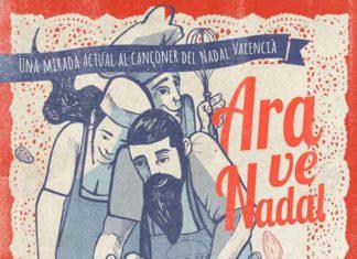 Els músics de Diània participen del disc recopilatori de nadales en valencià 'Ara ve nadal'