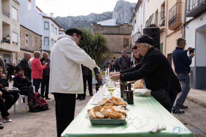 La Vall de Gallinera reivindica la qualitat dels olis de proximitat