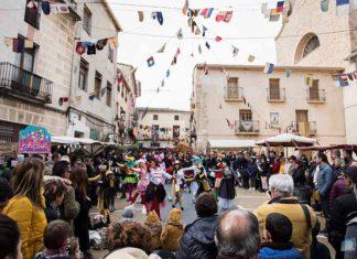 Cultura i tradició enlluernen la Fireta de Sant Antoni de Muro